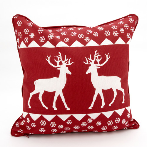 Christmas Cushion Covers With Deer