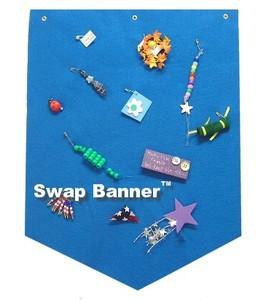 Felt Swap Banner