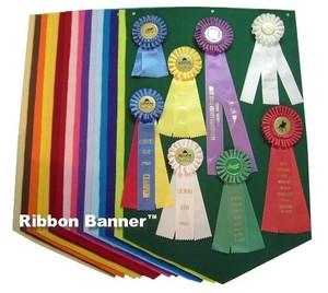 Felt Ribbon Banner