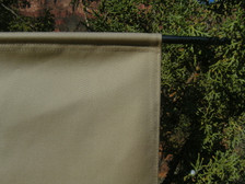 Sewn sleeve for a dowel
