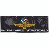 Indianapolis Motor Speedway 2ft.X6ft. Vinyl Banner