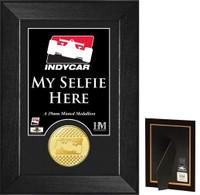 """DROPSHIP"" INDYCAR Selfie Bronze Coin Mini Mint"