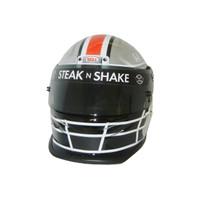 Graham Rahal Autographed Mini Helmet