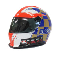 James Hinchcliffe Mini Helmet