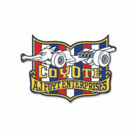 A.J. Foyt Enterprises COYOTE Lapel Pin