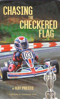 Chasing The Checkered Flag Book