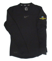 Ladies Wing Wheel and Flag Nike Sweatshirt Dry Top