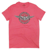 Indianapolis Motor Speedway Wing Triblend Tee