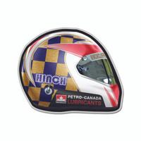 James Hinchcliffe Driver Helmet Lapel Pin