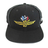 Indianapolis Motor Speedway Trucker Worn New Era 9FIFTY Cap