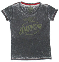 Ladies INDYCAR Series Speed Scoop Burnout Tee