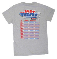 2018 Indy 500 Starting Field Tee