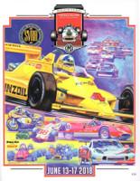 2018 SVRA Event Poster