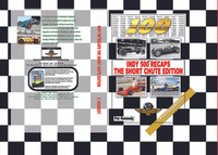 """2017 Indy 500 Recaps """"The Short Chute"""" Edition Book"""