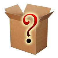 INDYCAR Unisex Large Mystery Signed Box
