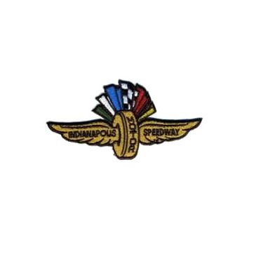 Indianapolis Motor Speedway Small Emblem Regular Indianapolis