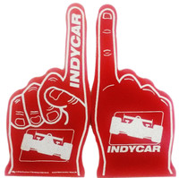 INDYCAR Foam Finger