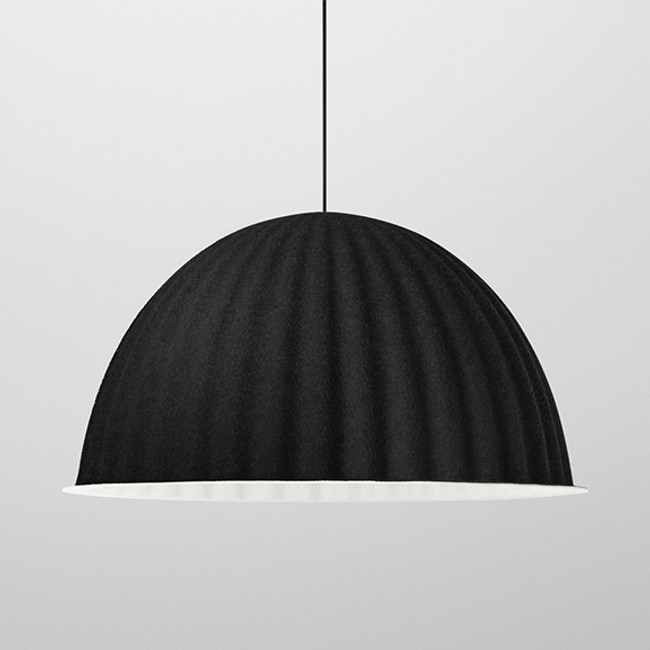 Muuto  |  Under The Bell Pendant Black