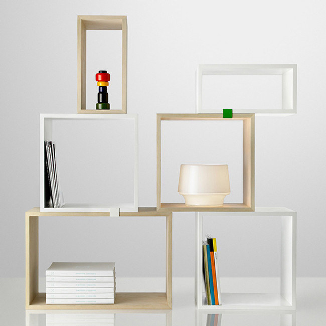 Muuto  |  Cubed Shelves Set
