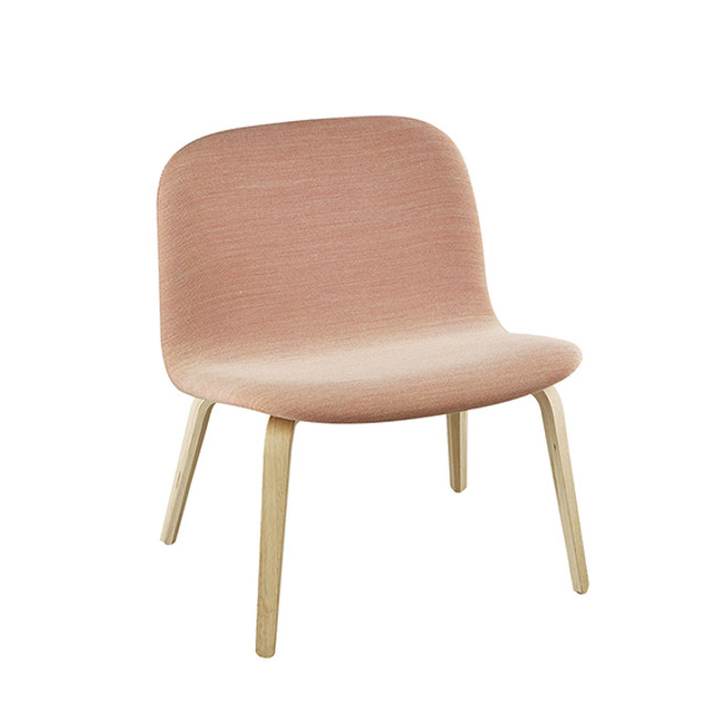 Muuto  |  Visu Lounge Chair Upholstered