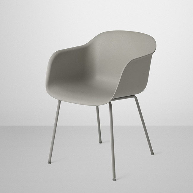 Muuto  |  Fiber Chair Tube Base