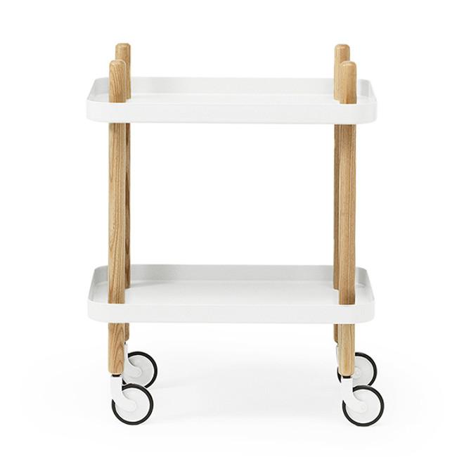 Normann Copenhagen  |  Block Table White
