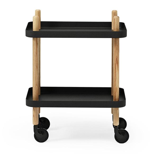 Normann Copenhagen  |  Block Table Black