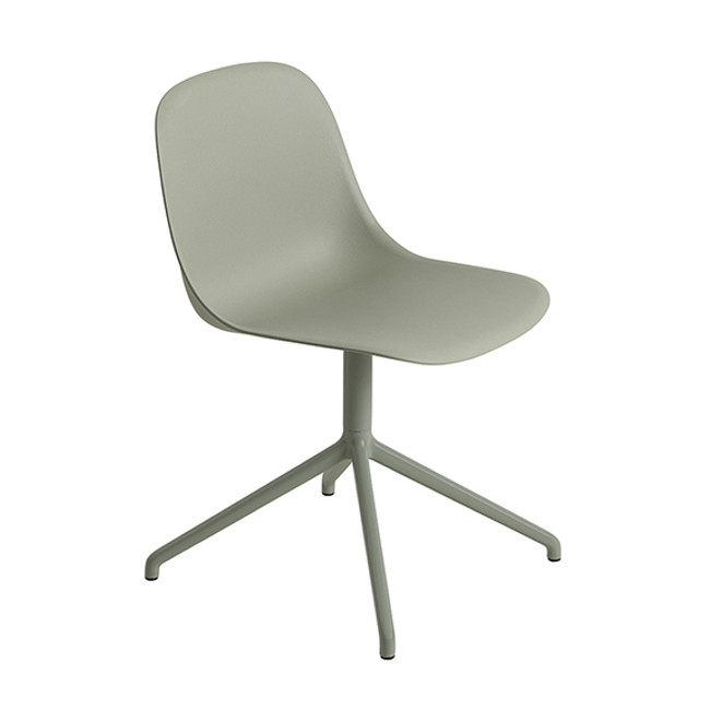 Muuto  |  Fiber Side Chair Swivel Base