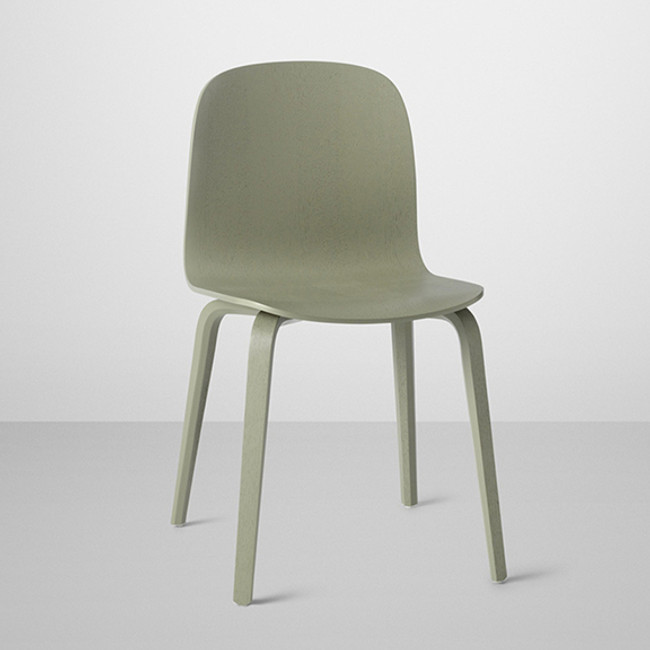 Muuto  |  Visu Chair Dusty Green