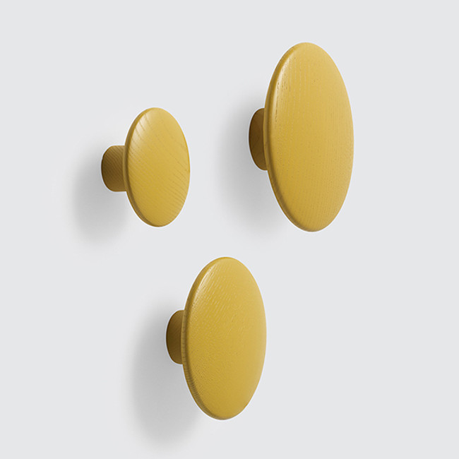 Muuto  |  The Dots Mustard