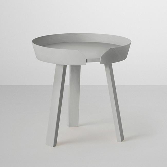 Muuto  |  Around Coffee Table Small Grey