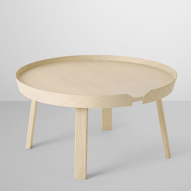 Muuto  |  Around Coffee Table Large Ash