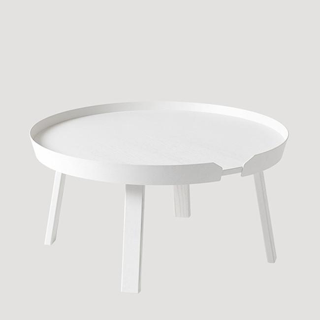 Muuto  |  Around Coffee Table Large White