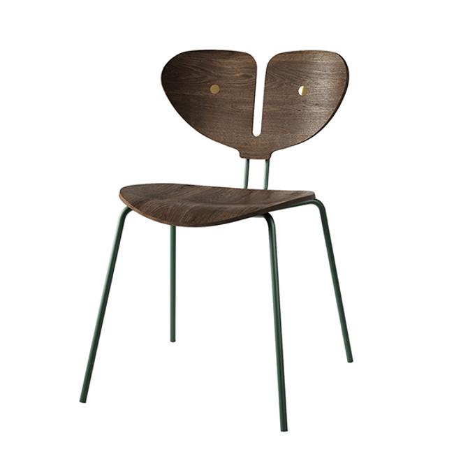 Nordic Tales  |  Moth Chair Smoked Oak