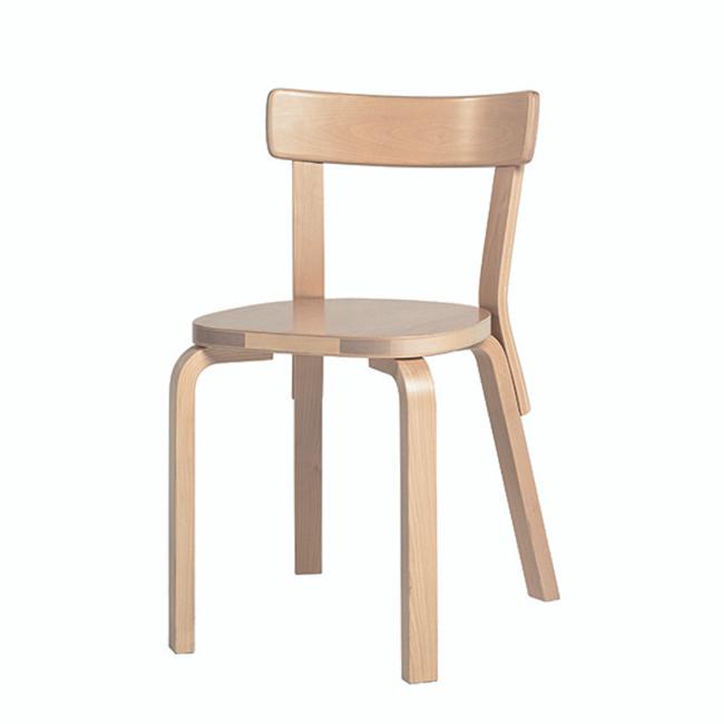 Artek  |  Chair 69