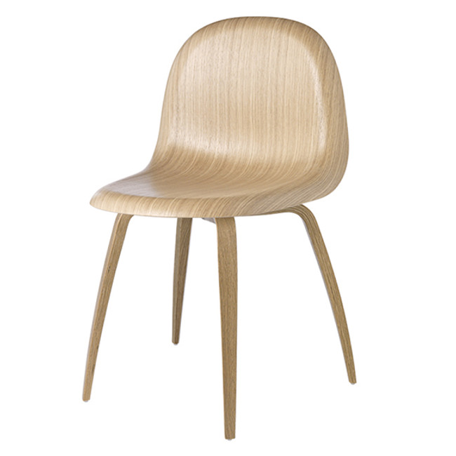 Gubi  |  Gubi 5 Chair Oak