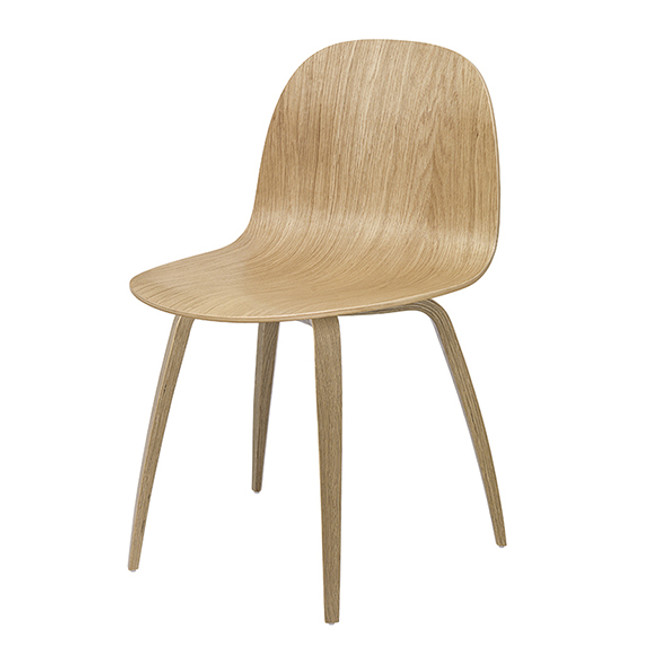 Gubi  |  Gubi 2D 5 Chair