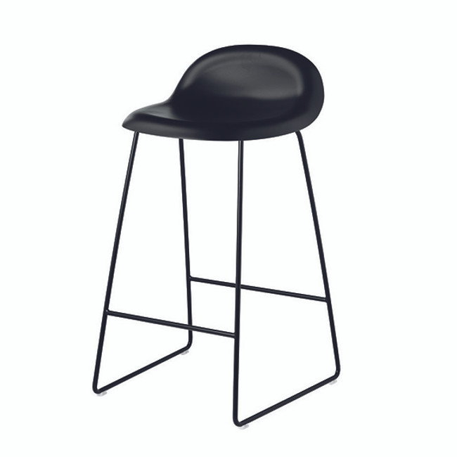 Gubi  |  Gubi 3A Bar Stool
