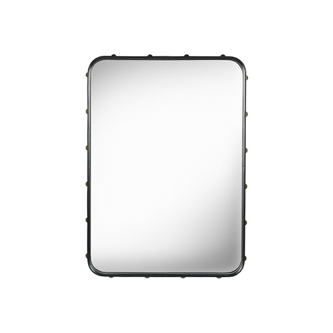 Gubi  |  Adnet Rectangulaire Mirror S
