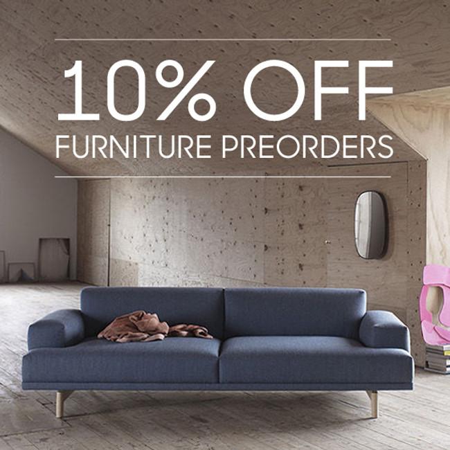 10% off Forward Orders
