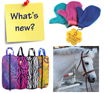 New Items at Just for Ponies