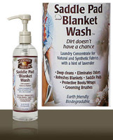 Saddle Pad & Blanket Wash from Leather Therapy