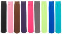 Ladies Ovation Solid Color Zocks