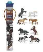 Safari Ponies Toob