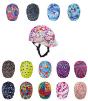 Ovation Zocks Print Helmet Covers
