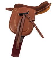 Camelot Leather Leadline Saddle Kit