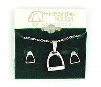 Stirrup Jewelry Gift Set