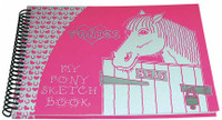 Love Ponies Sketchbook