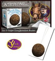 Uncle Jimmy's Sugar Free Hangin' Balls Horse Treat