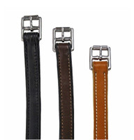 Nunn Finer Lined Half Hole Leathers, 42'' & 48''